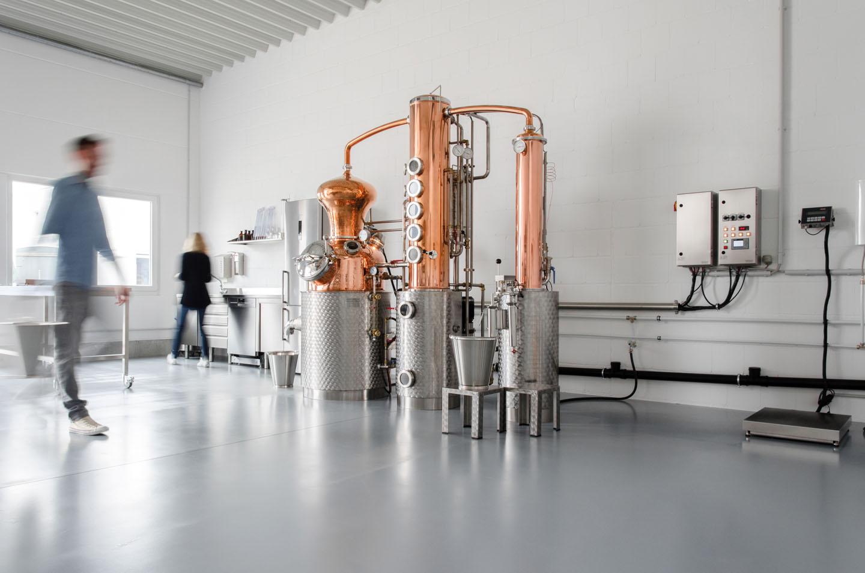 Wayfarer Destillerie Für Gin Edelbrände Bei Köln